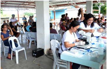 MCWD Launches Medical Outreach Activity
