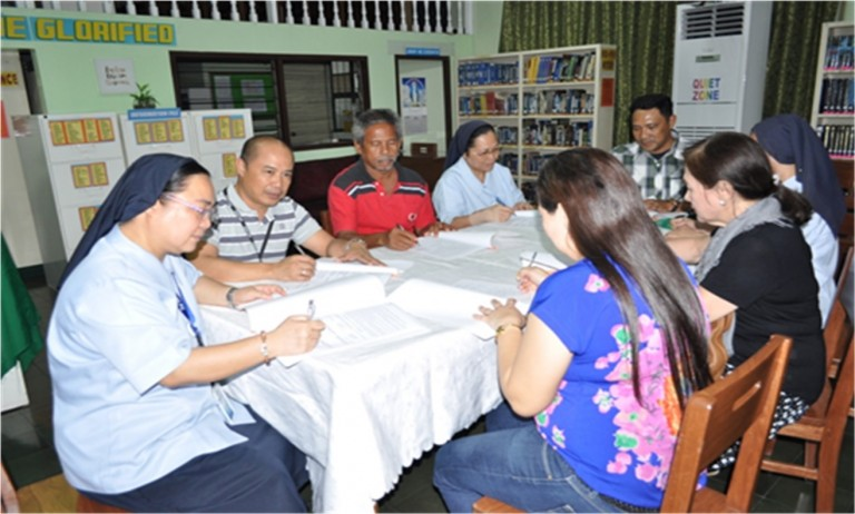 MCWD Inks MOA with CIC, Camp 4, Talisay officials for Watershed Rehab