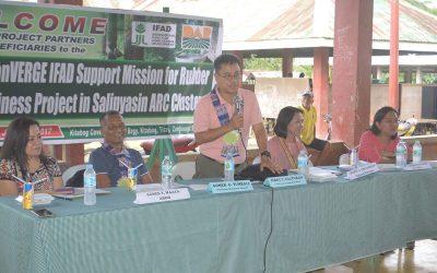 Implementation Support Mission in Zamboanga Sibugay