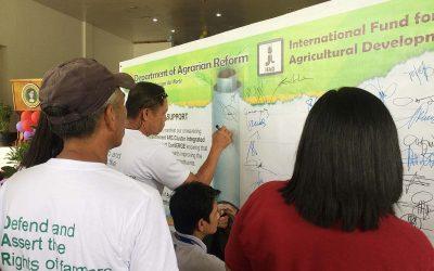 Project launching in Zamboanga del Norte
