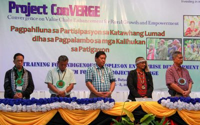 DAR Project ConVERGE hosts Indigenous Peoples' Forum