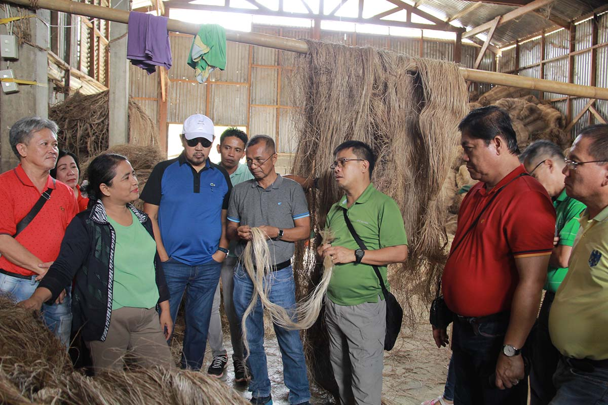 IFAD Implementation Support Mission visits project sites